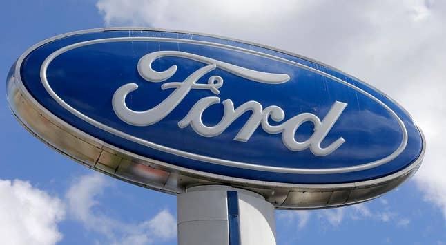 Joe Hinrichs, Ford President of the Americas, explains