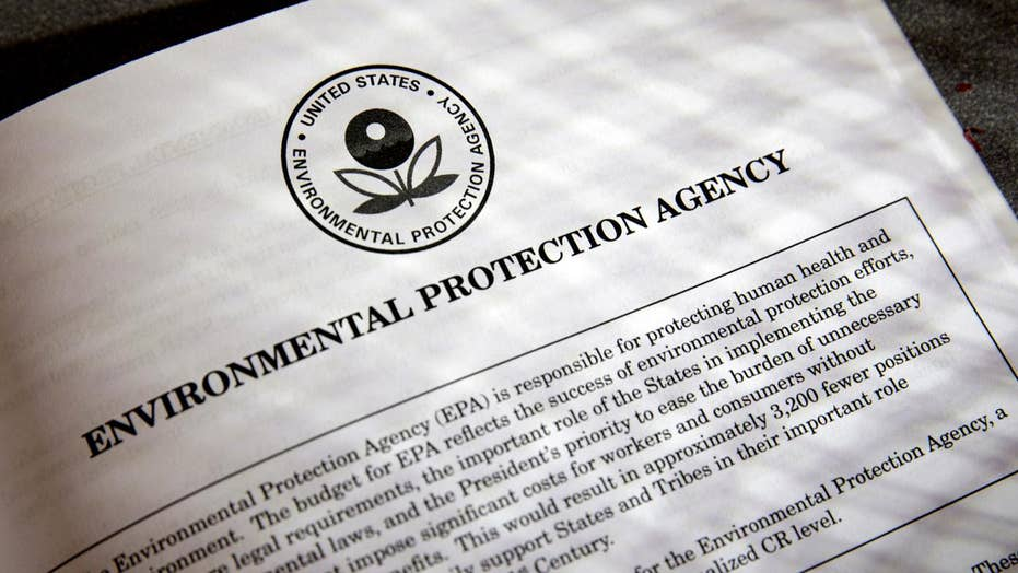 President Trump to sign sweeping EPA executive order