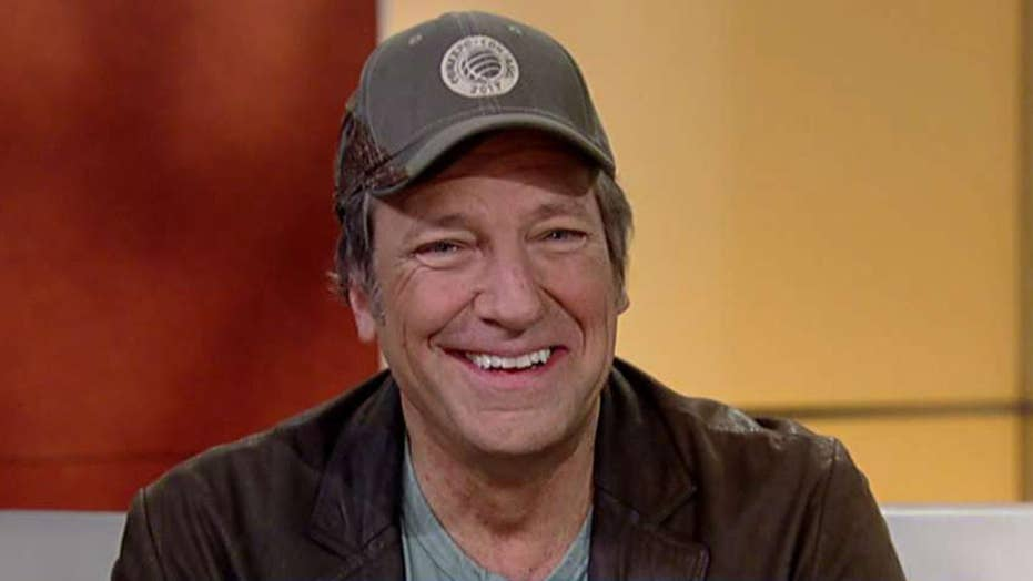 Mike Rowe on politicians listening to American workers