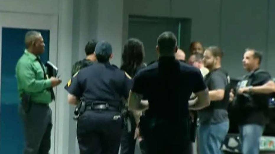 Ambush-style attack targets undercover cops in Miami