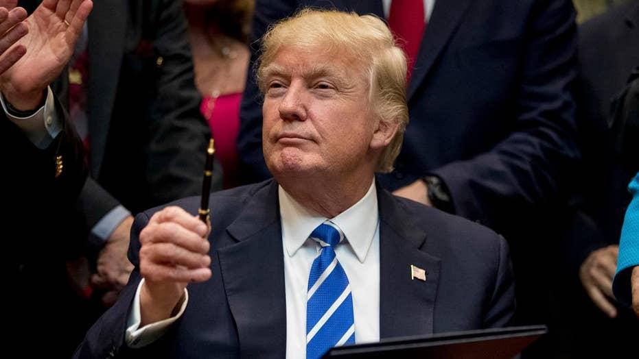 Trump's new executive order rolls back climate regulations