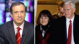 'MediaBuzz' host Howard Kurtz weighs in on the media's treatment of Mike Pence compared to Donald Trump