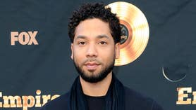Jussie was a struggling actor/musician before being cast in the hit FOX series