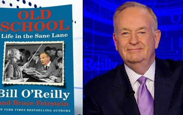Bill O'Reilly gives Tucker the lowdown on his new book, 'Old School: Life in the Sane Lane' #Tucker