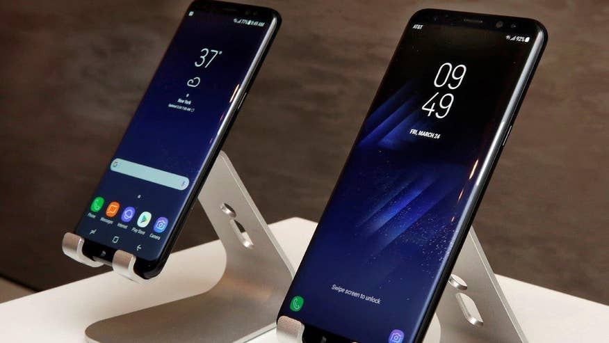 Four4Four Tech: Samsung revealed the Galaxy S8 but can it repair the company's image after the previous exploding battery fiasco?