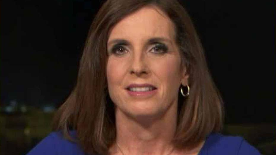 Rep. McSally talks about Ivanka Trump's White House role