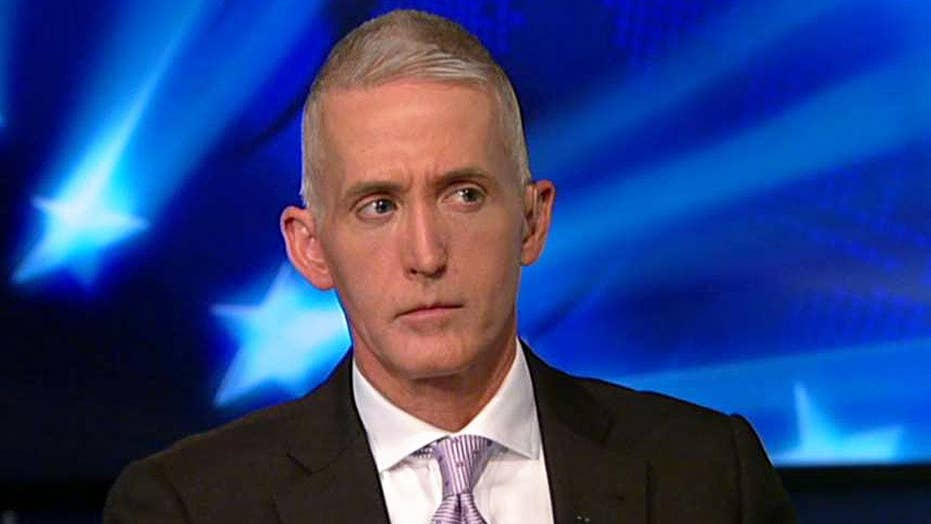 Gowdy on gov't leaks, surveillance and 'unmasking'