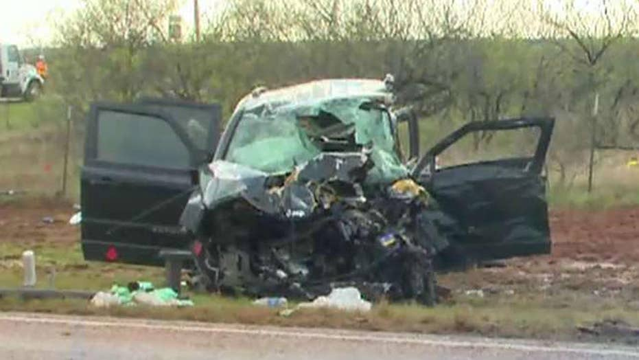 Three storm chasers killed in West Texas car crash | Fox News
