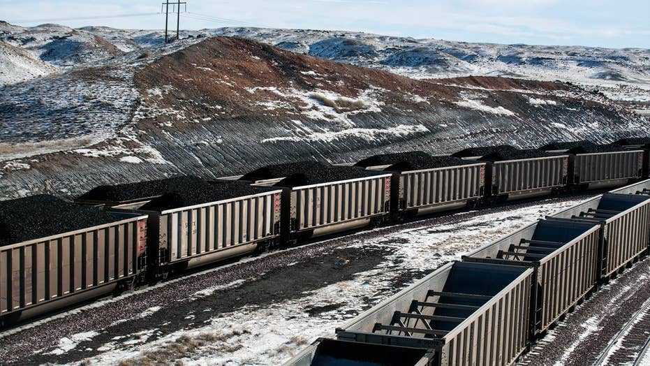 Coal mining towns see hope for jobs after Trump action