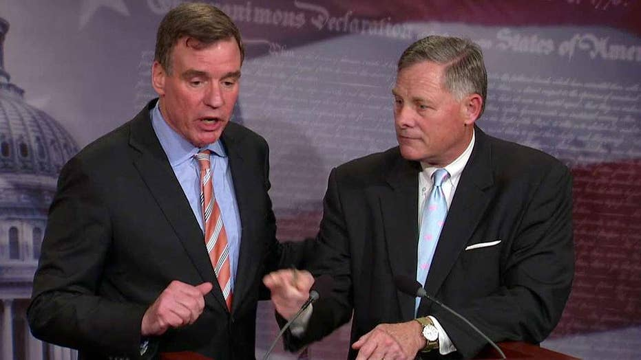 Sen. Burr: I voted Trump, will take Russia probe seriously
