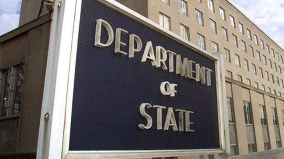 State Department employee charged with misleading FBI