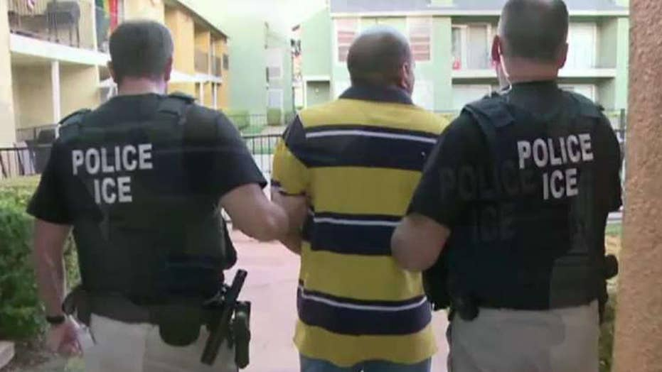 ICE names and shames sanctuary cities
