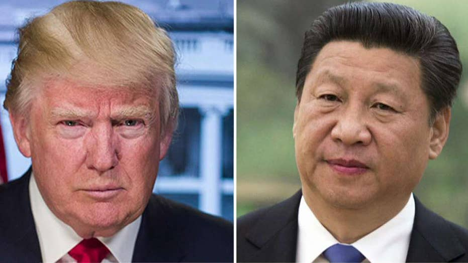 President Trump to meet with Chinese President Xi