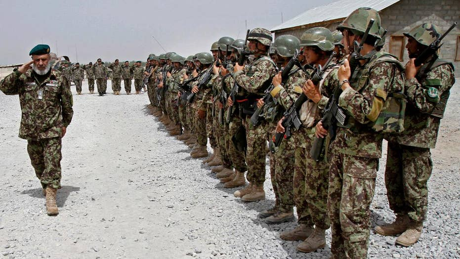 Expanding extremist threat in Afghanistan