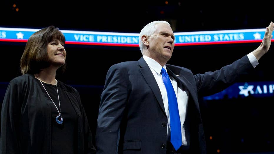 In sharp contrast with Trump, Pence gets positive coverage