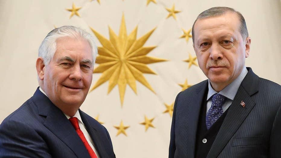 US, Turkey deadlocked over Kurds' role in ISIS fight