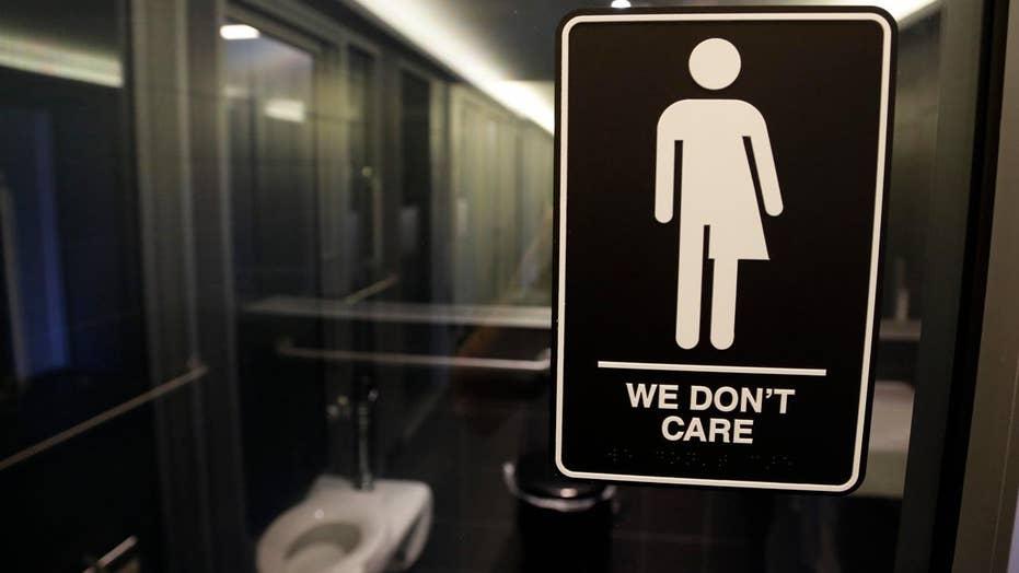 North Carolina passes bill to roll back 'bathroom law'
