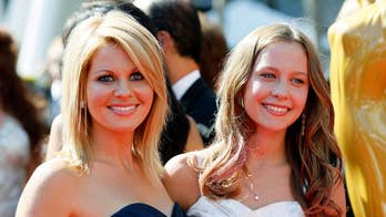 Candace Cameron's daughter Natasha Bure talks about her new book, faith and famous mom