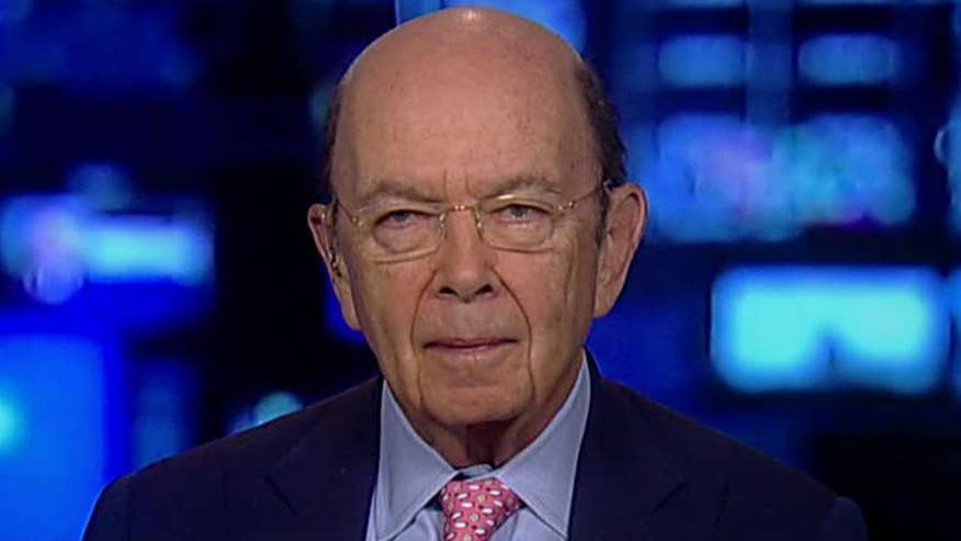 Wilbur Ross explains what it means for the American people on 'Fox & Friends'