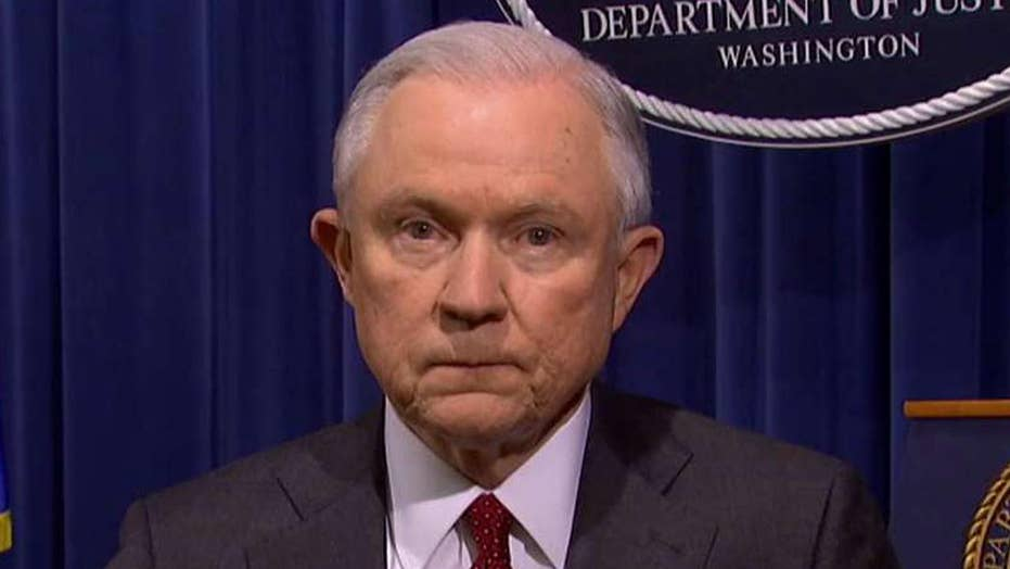 Jeff Sessions enters the 'No Spin Zone'