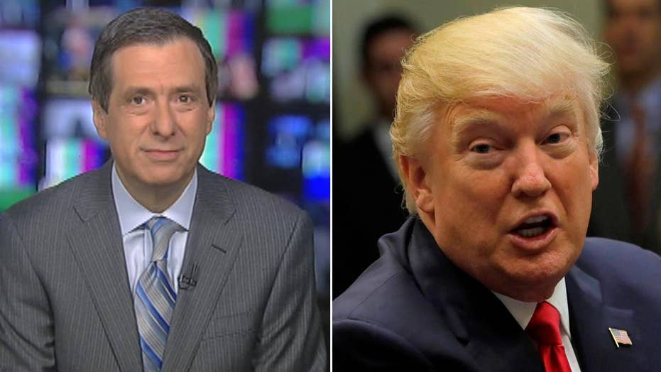 Kurtz on Trump: It's still early, folks