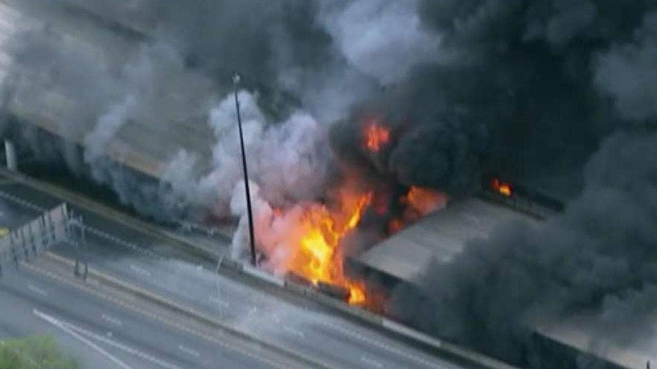 Repeat offender charged with arson in Atlanta overpass ...