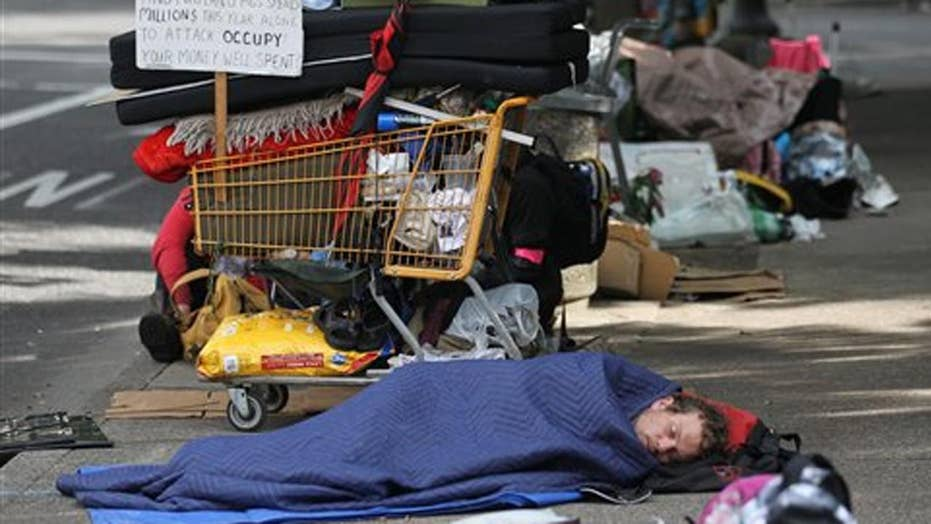 Portland wants to house city's homeless in residents' yards