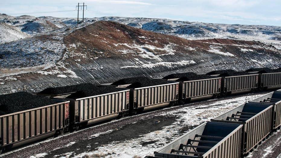 Trump targets regulations in effort to revive coal industry
