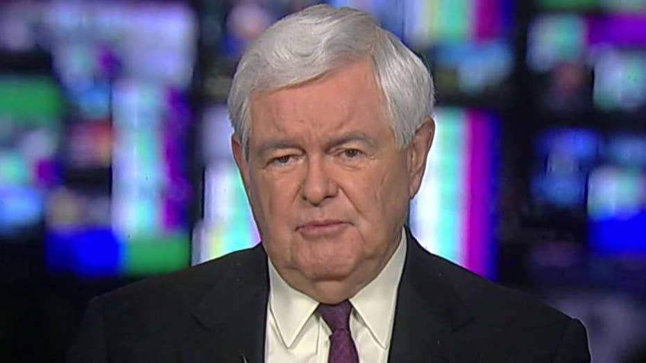 Gingrich on why he supports Flynn's request for immunity