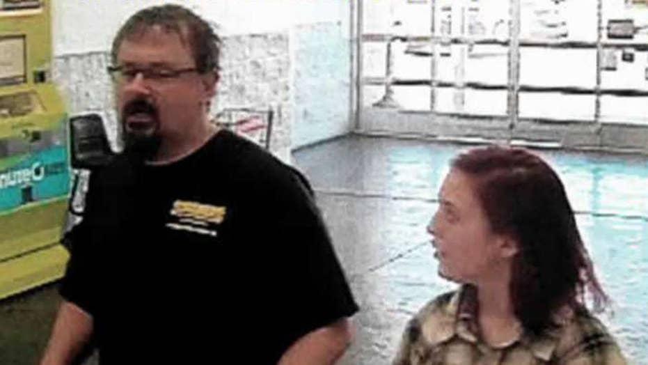 Missing Tenn. student spotted on Okla. surveillance video