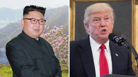 The administration is demanding China pressure North Korea to abandon their weapons programs; Rich Edson has the story for 'Special Report'