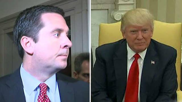 Sources: Trump, associates surveilled for up to year
