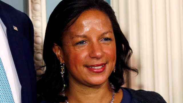 Sources tell Fox: Rice requested to unmask Trump associates