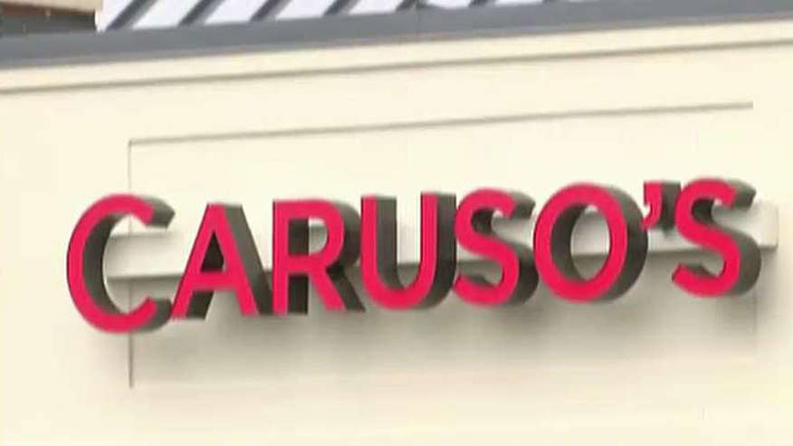 Manager of Caruso's Fine Dining discusses the policy on 'Fox & Friends'