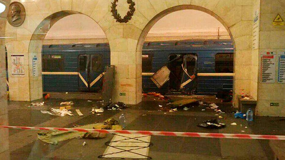 Russia launching a terror probe into deadly subway blast
