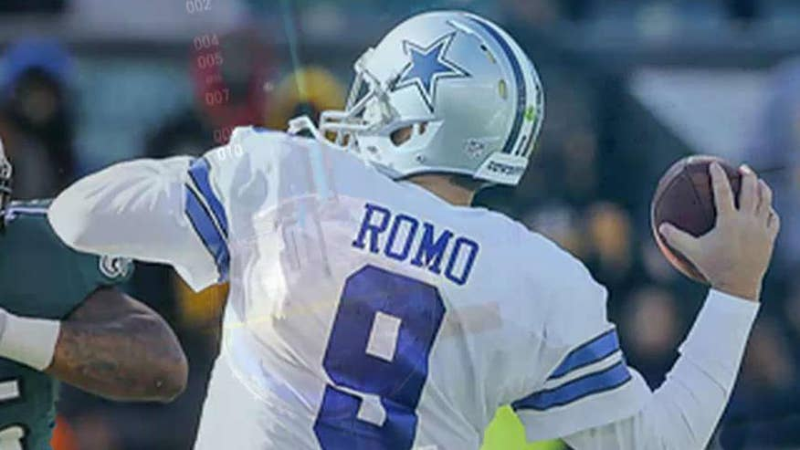 Cowboys quarterback is leaving football for television