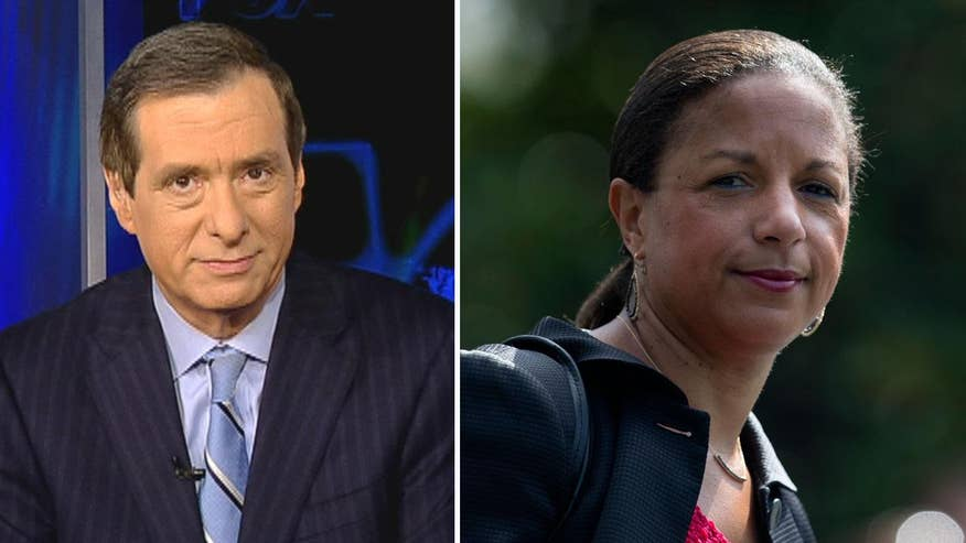 'MediaBuzz' host Howard Kurtz weighs in on the mainstream media either ignoring the Susan Rice story or defending the Obama administration