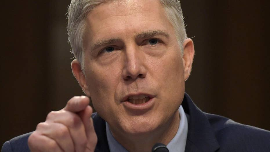 GOP vows to go nuclear as Dems threaten Gorsuch filibuster