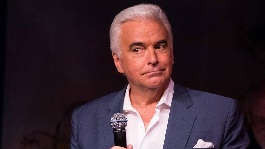 John O'Hurley reflects on Trump, why he left 'Family Feud'