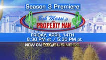 Bob Massi is back with a new season, Fridays at 8:30 p.m. ET/ 5:30 p.m. PT on Fox Business Network