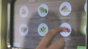 Sally the robot makes perfect salads in 60 seconds