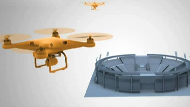 Companies develop anti-drone tech to fight terrorism