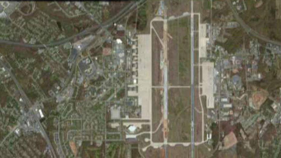 Reports: Possible aircraft down near Joint Base Andrews