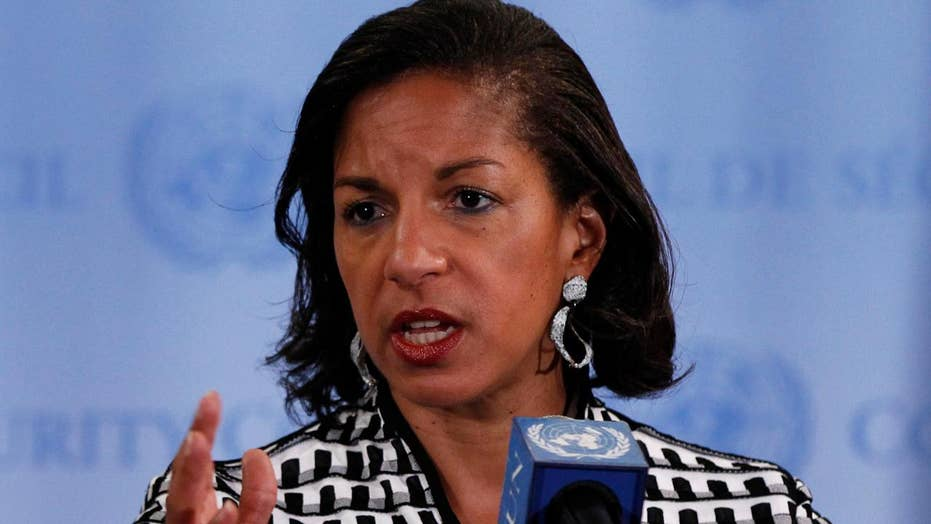 New questions about Susan Rice's motive to unmask names