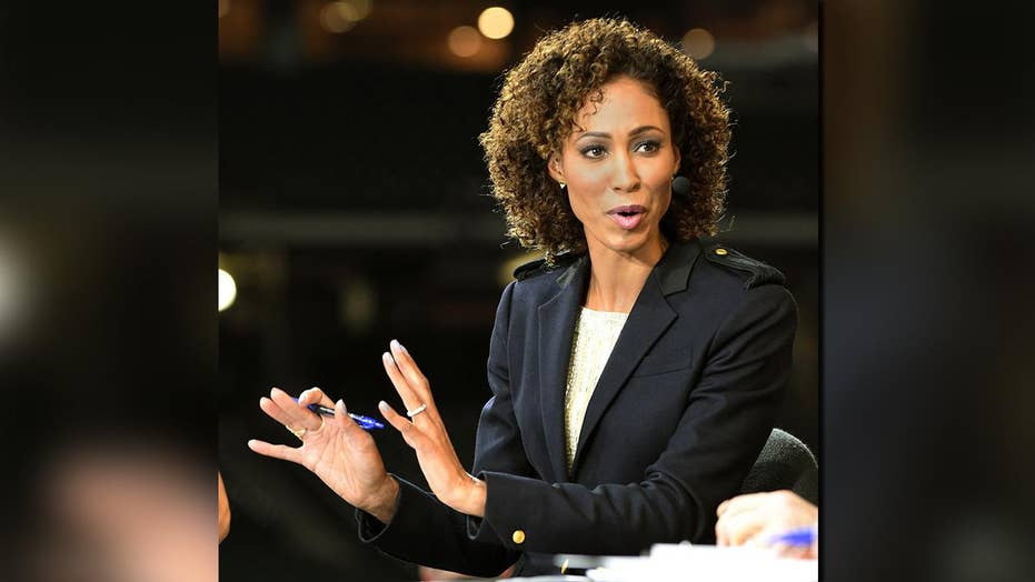 Sage Steele out as host of ESPN'S 'NBA Countdown'