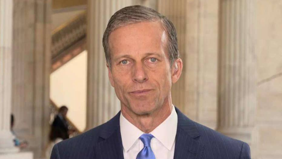 Thune: Filibustering Supreme Court nominees is unprecedented