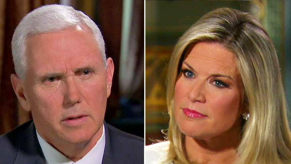 Pence on health care reform, surveillance claims and Syria
