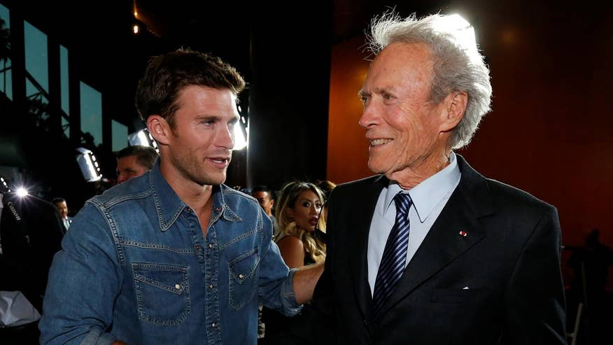 Fox411: Clint Eastwood's son said it wasn't easy growing up in his famous father's shadow