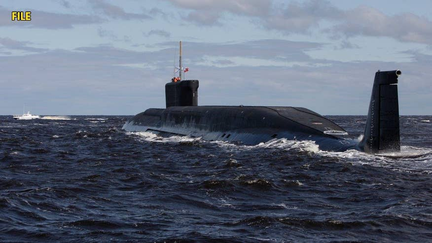 Tech Take: Allison Barrie on Russia's unveiling of the new Kazan submarine which the country is touting as its most powerful sub... EVER