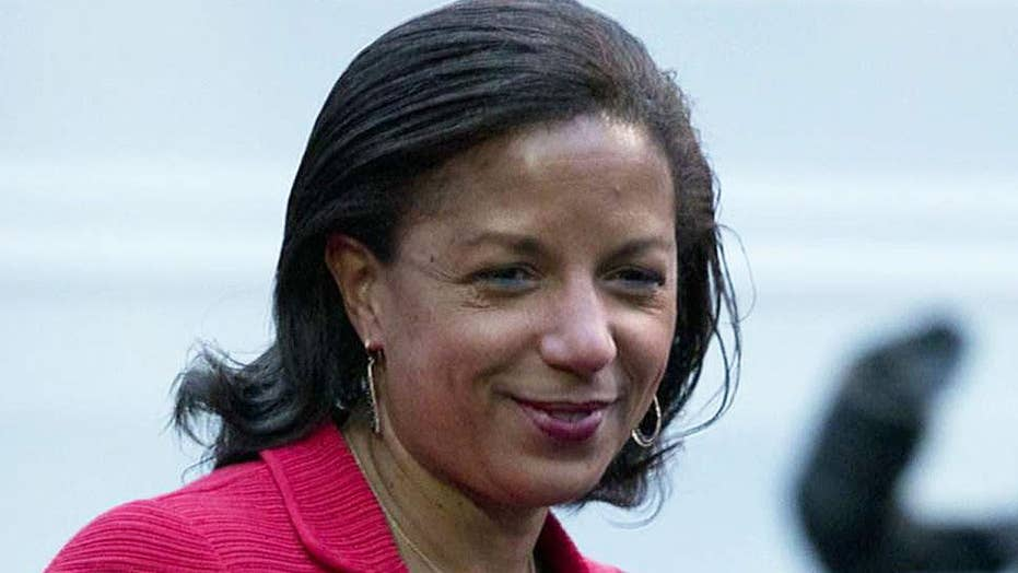 Lawmakers consider asking Susan Rice to testify